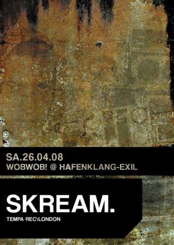 WobWob! presents: Skream