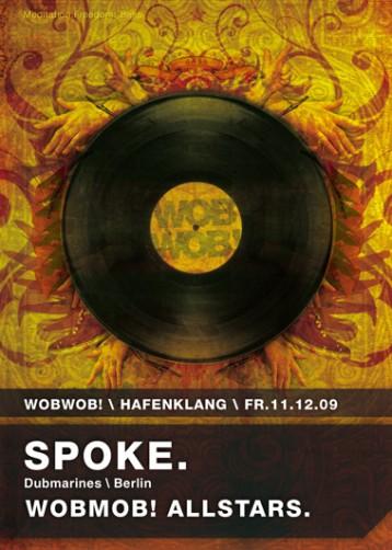 WobWob! presents: Spoke