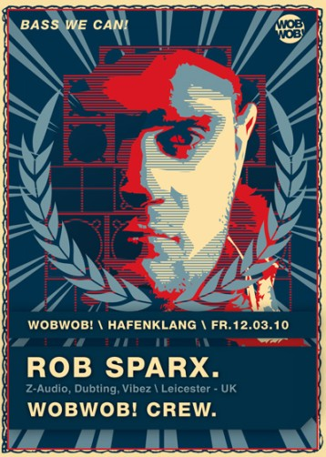 WobWob! presents: Rob Sparx