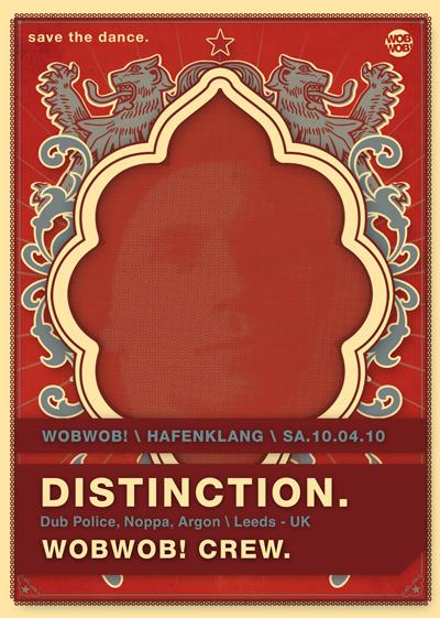 WobWob! presents Distinction