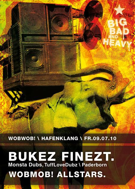 WobWob! presents BUKEZ FINEZT