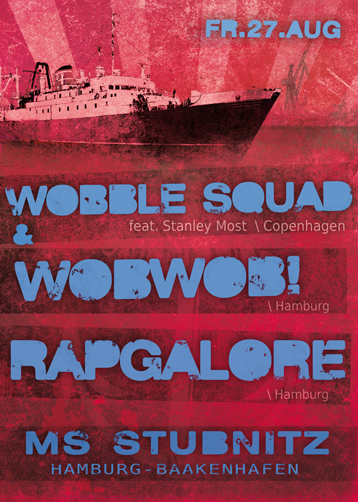 WobWob! meets: Wobble Squad