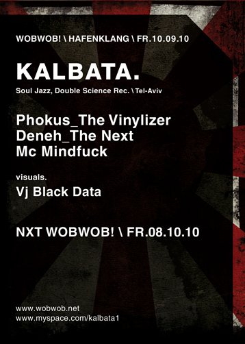 WobWob! presents: Kalbata