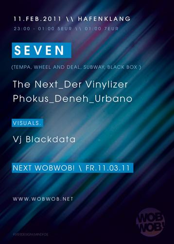 WobWob! presents: Seven