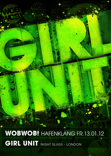 WobWob! presents GIRL UNIT