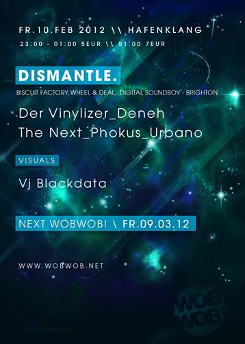WobWob! presents: Dismantle