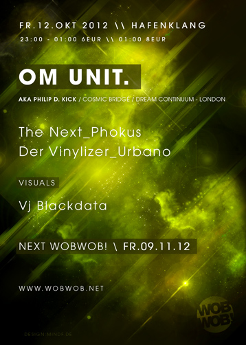 WobWob! presents: Om Unit