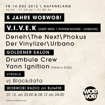 WobWob! presents: V.I.V.E.K