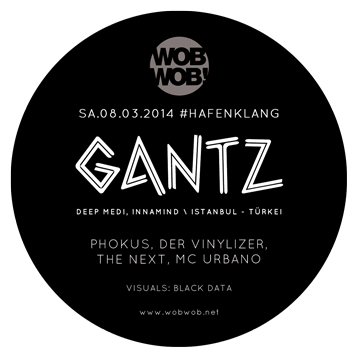WobWob! presents: Gantz