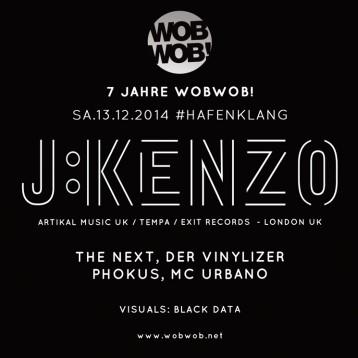 WobWob! presents: J:Kenzo