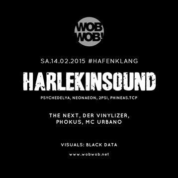 WobWob! meets Harlekinsound