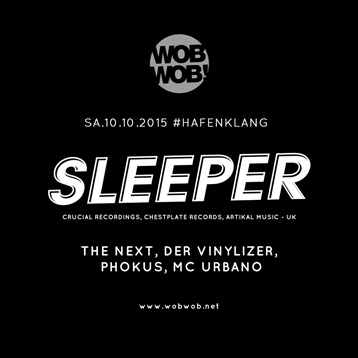 WobWob! presents: Sleeper
