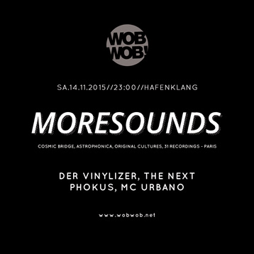 WobWob! presents: Moresounds