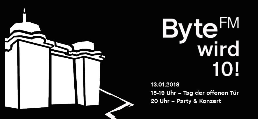 10 Jahre ByteFM