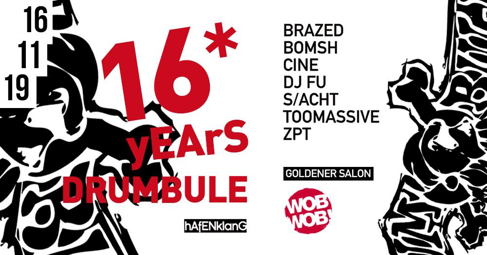 16 Jahre Drumbule